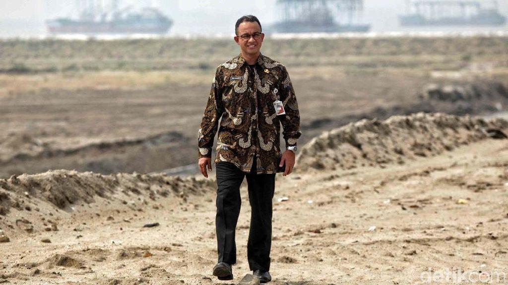 Disebut Prabowo Beri Data Indeks Harga LRT, Begini Penjelasan Anies