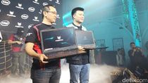 Laptop Gaming Baru Acer Serbu Indonesia
