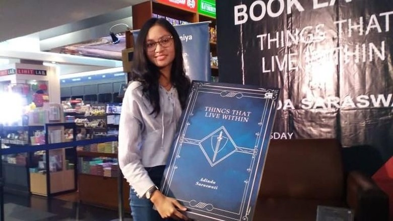 Novel Things That Live Within Ajak Pembaca Bertualang ke Dunia Zenith