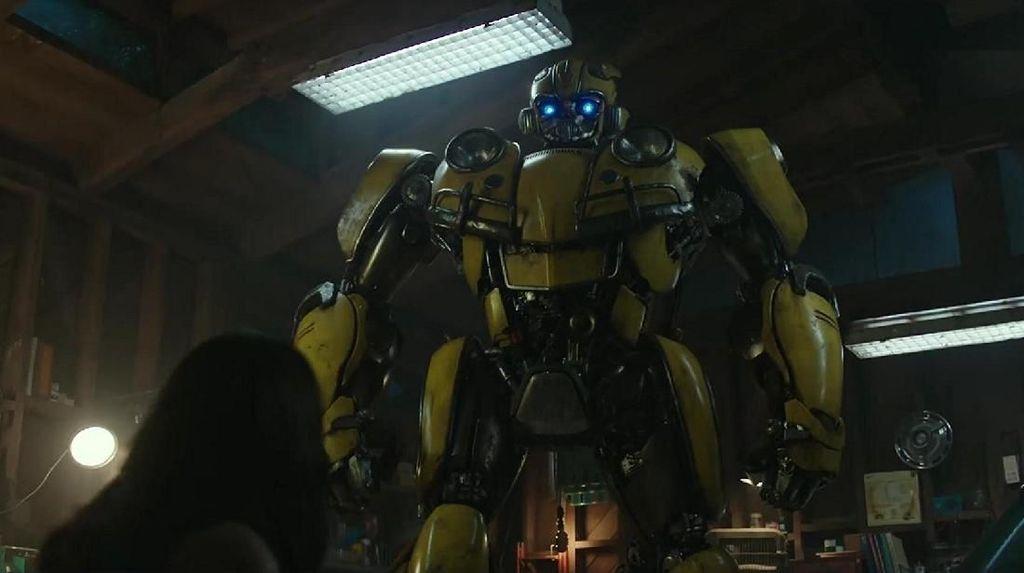 Trailer Bumblebee Atasi Masalah Franchise Transformers?