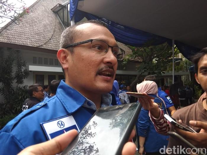 Kadiv Advokasi dan Bantuan Hukum PD Ferdinand Hutahaean