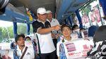 Asuransi Jiwasraya Berangkatkan 1.000 Pemudik