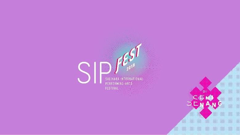 SIPFest 2018 Gaet Seniman dari Prancis hingga Belgia