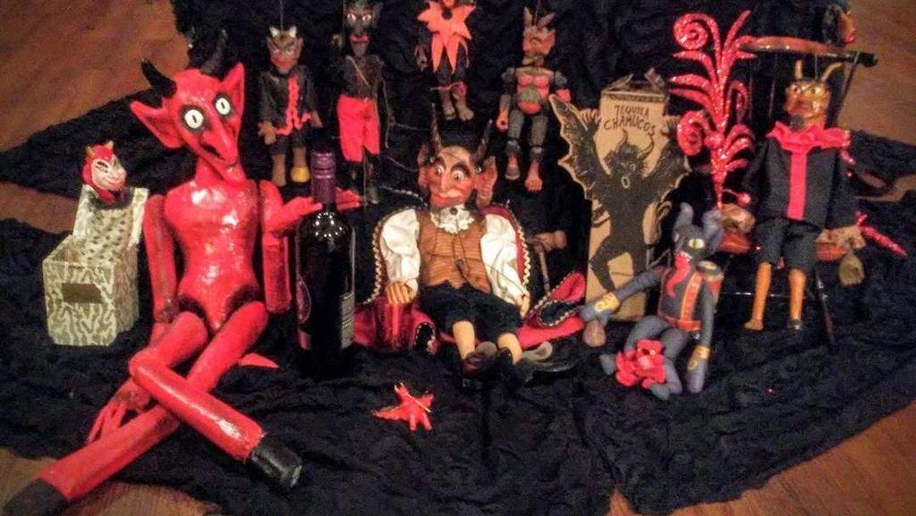 Ada Museum Iblis di Amerika!