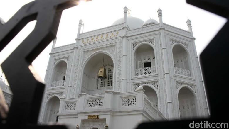 Masjid Ramlie Musofa di Sunter (Rifkianto/detikcom)