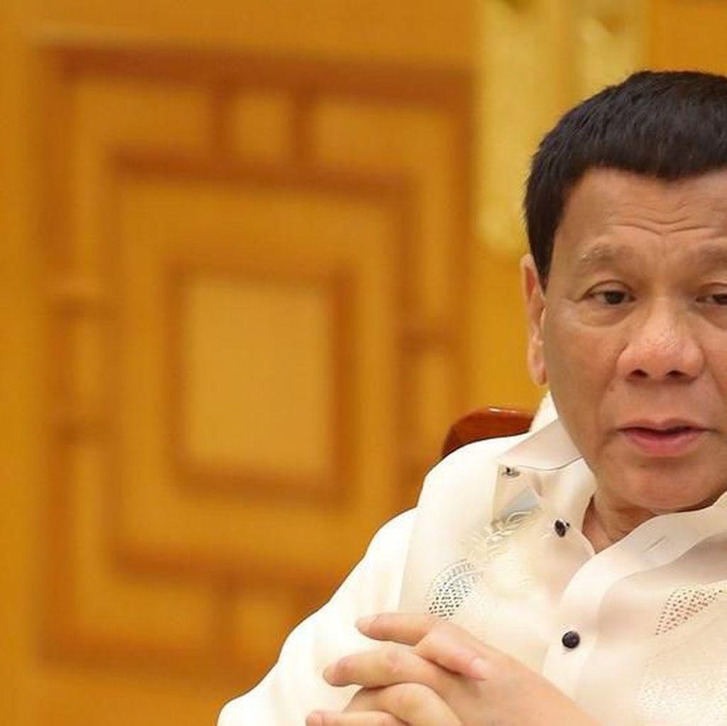 Geram Soal Kiriman Sampah ke Filipina, Duterte Ancam Ajak Perang Kanada