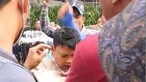 Polisi: Pria Nyaru Jadi Emak-emak Kemungkinan Sindikat Copet