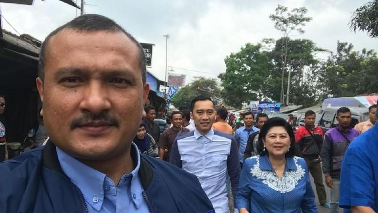 Kata Ferdinand PD soal Video Serah-Terima dari BPN Prabowo ke TKN Jokowi