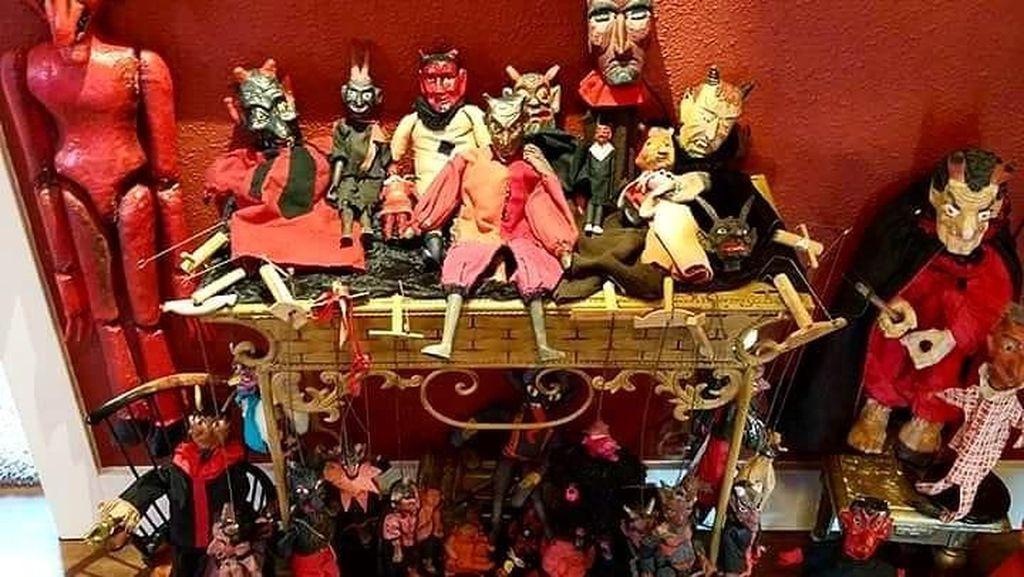 Foto: Museum untuk Iblis di Amerika