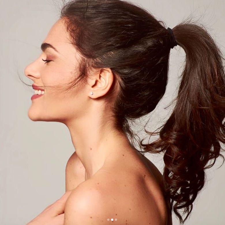 Wajah cantik Sofia membuat netizen jatuh hati.Dok. Instagram/francescasofianovello