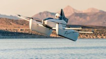Potret Mobil Terbang Terbaru dari Bos Google