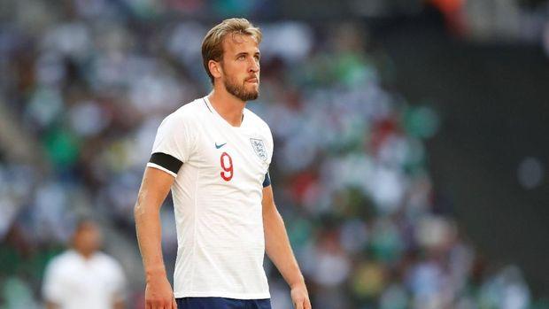 Harry Kane akan menjadi kapten timnas Inggris di Piala Dunia 2018.