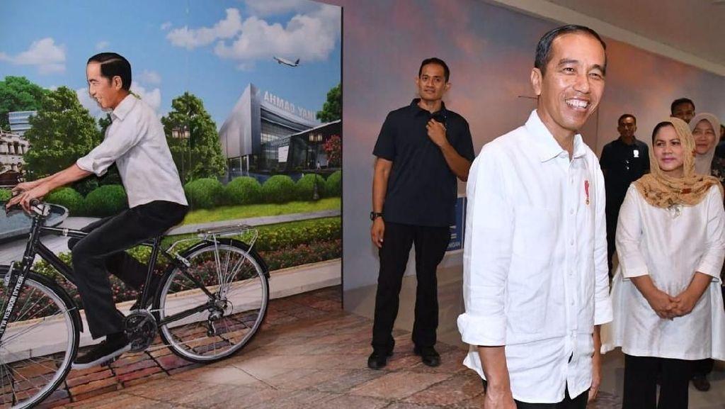 Ajak Pemudik Lewat Tol Bocimi, Jokowi: Ciawi-Cigombong 20 Menit