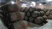 Ajaib, Ada Perkebunan Anggur di Tengah Gurun Gobi China