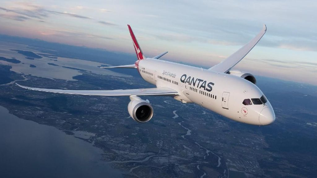 Qantas Tambah Frekuensi Penerbangan Melbourne-Denpasar