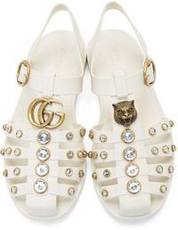 Sandal Karet Gucci Seharga Rp 9 Juta Ini Diejek Netizen di Medsos