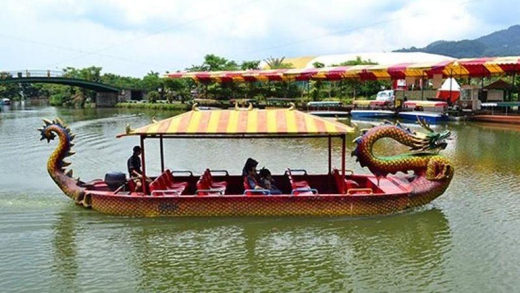 Libur Lebaran di Bogor, Main Saja ke Taman Wisata Matahari