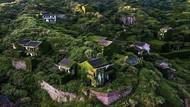 Penampakan Desa Hantu di China