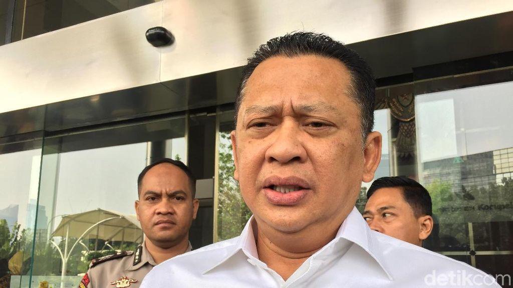 Catatan Bamsoet soal Ekonomi untuk Jokowi