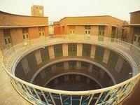 Penjara ini menjadi tempat penyiksaan bagi tahanan politik (arkhod7/Instagram)