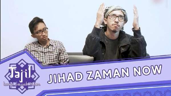 Memaknai Jihad Zaman Now