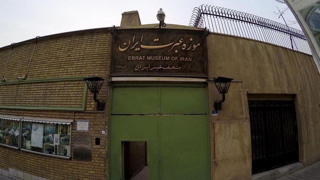 Museum Polisi Rahasia Iran yang Bikin Bergidik Ngeri