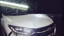 Mobil Crossover Tabrakan dengan Motor di Jaksel, 1 Orang Tewas
