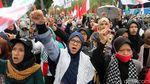 Hari Quds Sedunia, Kedubes AS di Jakarta Didemo