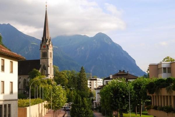 Selanjutnya Liechtenstein dengan luas 160 km persegi dan jumlah penduduknya 38 ribu jiwa (Thinkstock)