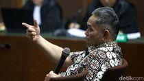 Saksi di Sidang PK: Saya Salah Tulis Nama Anas Urbaningrum di Bon