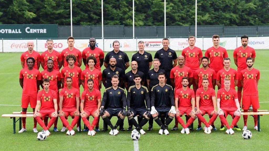 Hazard Ungkap Tekad Generasi Emas Belgia di Rusia 2018