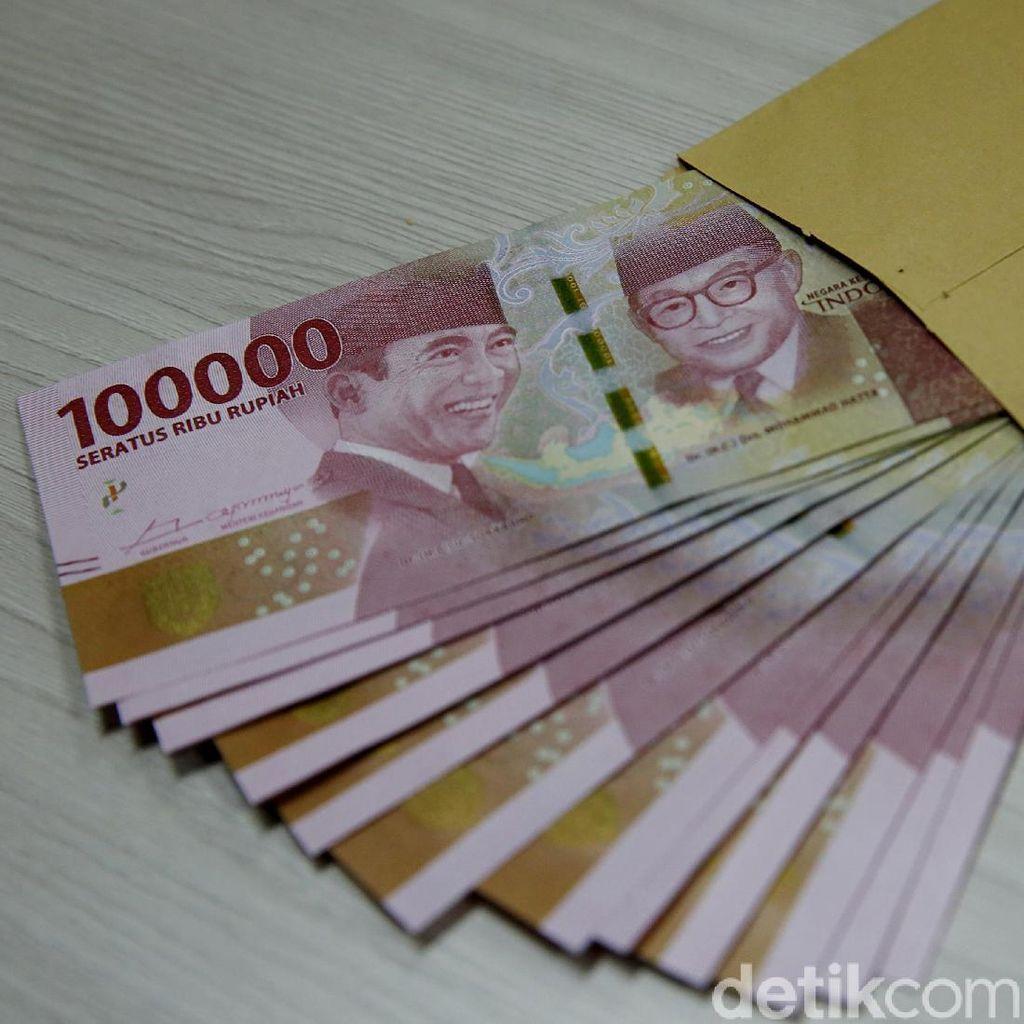 THR PNS Pusat Sudah Cair 100% per 8 Juni 2018