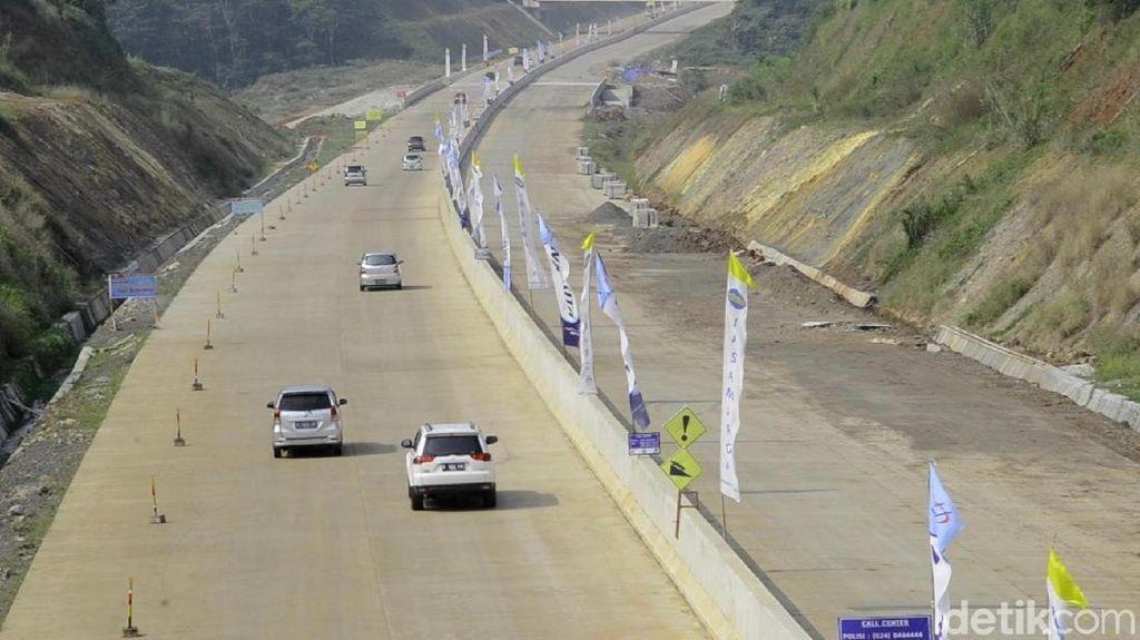 Cerita Pemudik ke Semarang via Tol Fungsional Pemalang-Batang