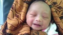 Alasan Pasutri di Lebak Beri Nama Anaknya Patroli Ramadhan