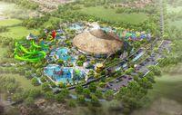 Wow, Begini Desain Theme Park Cartoon Network di Bali