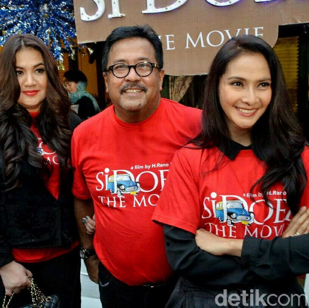 Si Doel The Movie Jawaban Cinta Segitiga Doel, Sarah, dan Jaenab