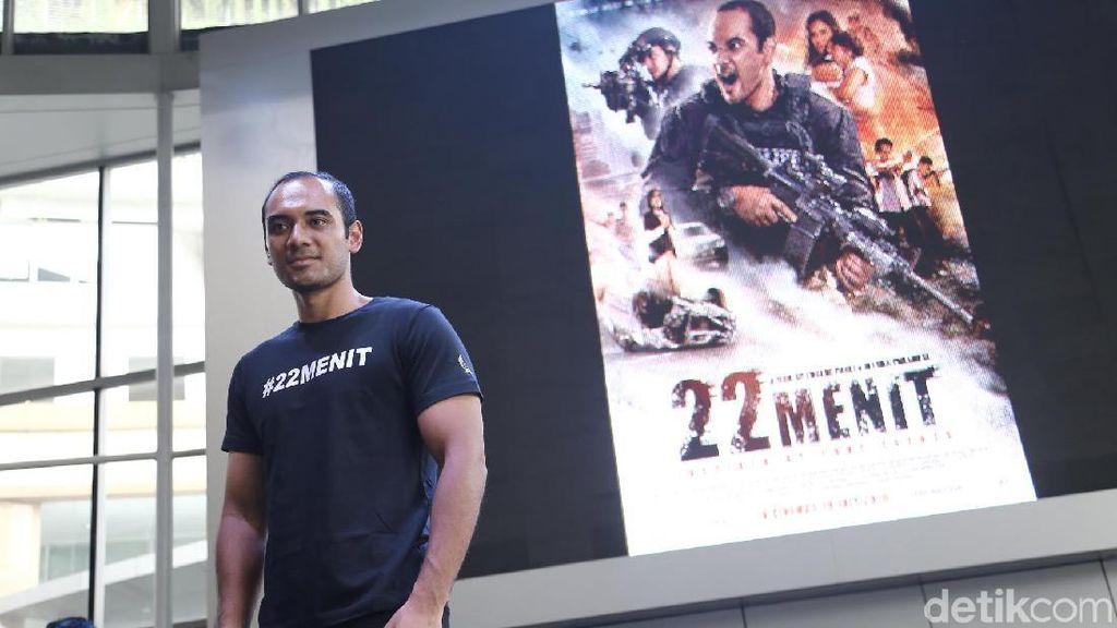 Ario Bayu Alami Cedera saat Syuting Film 22 Menit
