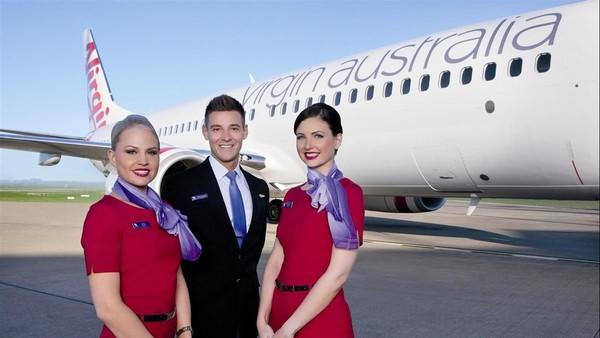 Virgin Australia baru saja masuk ke dalam peringkat 10 besar. Mereka juga meraih penghargaan Best Cabin Crew dan Best Economy Class. (Virgin Australi)