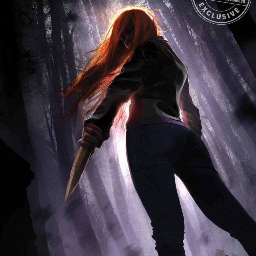Buffy is Back... Seri Buku Pembasmi Vampir Terbit Lagi
