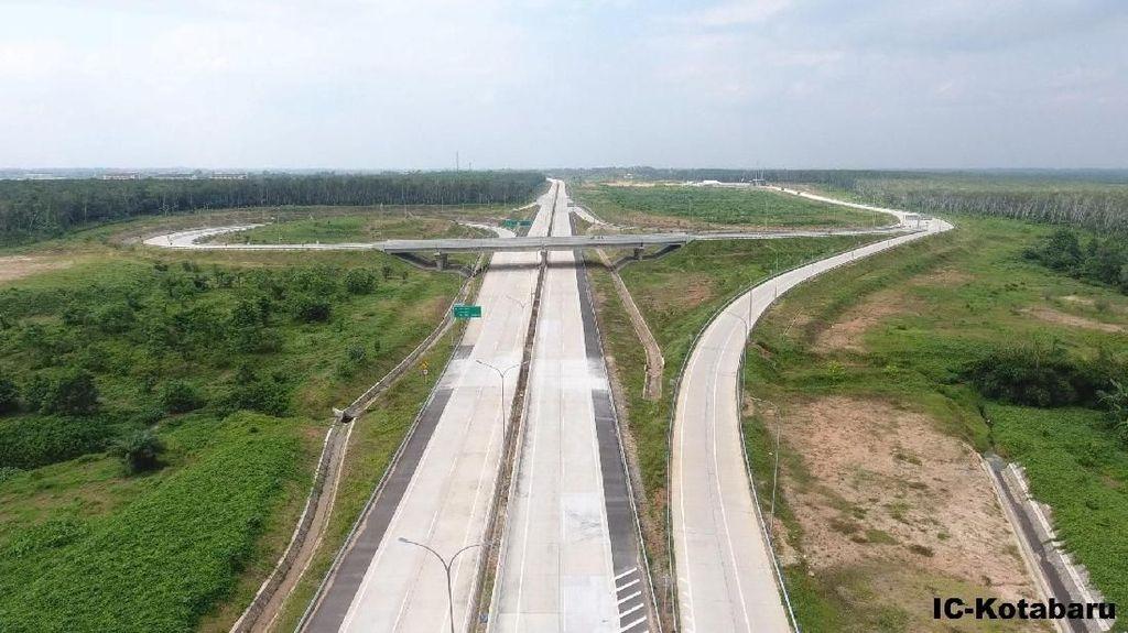 Tol Trans Sumatera Dikebut, 4 Ruas Beroperasi Tahun Ini