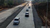 Sudah 2.300 Kendaraan Pemudik Lintasi Tol Salatiga-Colomadu