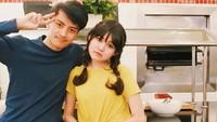 Ets, ternyata gadis berusia 20 tahun itusudah mempunyai kekasih guys. Foto: Dok. Instagram/indrayanigr