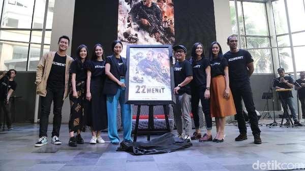 Ardina Rasti, si Desi yang Nyebelin di Film 22 Menit