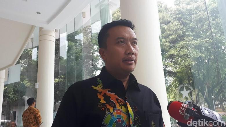 Menpora Temui Wapres Bahas Detail Persiapan Asian Games