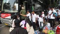 Jelang Lebaran PLN Berangkatkan 5.300 Pemudik