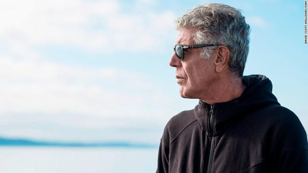 Anthony Bourdain Bahas Kematian di Episode Parts Unknown Bali