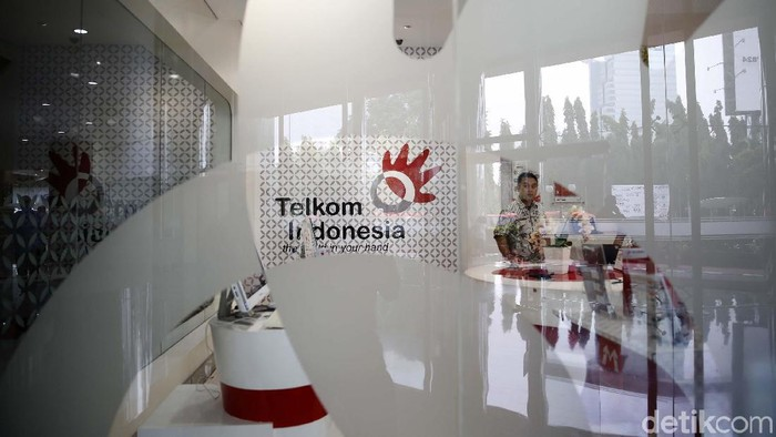 Illustrasi telkom indonesia