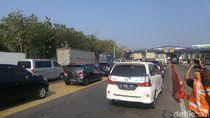 Tol Semarang Mulai Terima Pemudik dari Luar Kota
