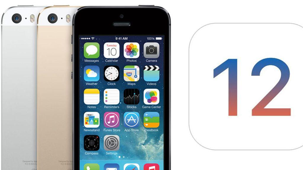 iOS 12 Bikin Pengguna Jengkel
