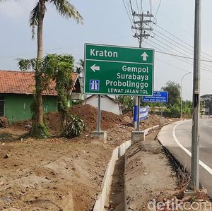 Jokowi Resmikan Tol Rembang-Pasuruan Besok
